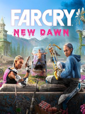 Far Cry New Dawn Standard Edition Steam Gift GLOBAL